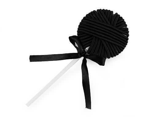 Sada gumiček do vlasů - lízátko