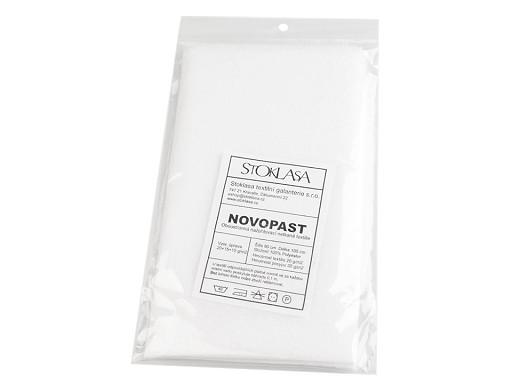Novopast 20-80g/m šírka 0,9x1 m netkaná nažehlovacia textília