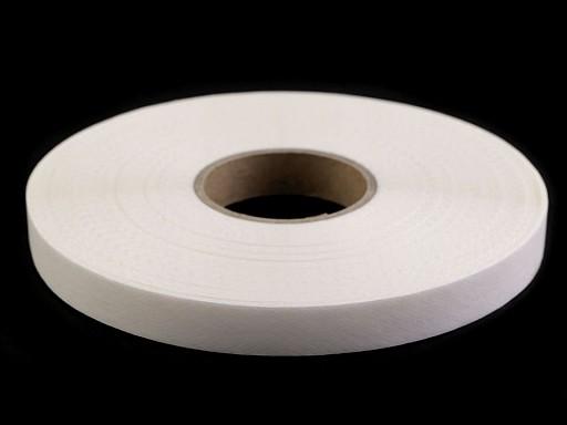 Bandă termoadezivă textile, lățime 15 mm
