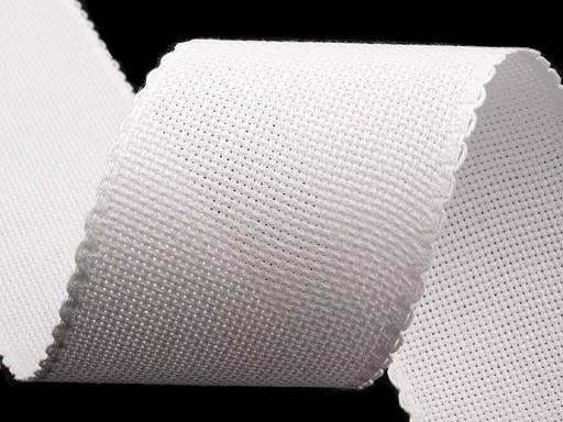 Kanavný pás šíře 70 mm zoubkovka