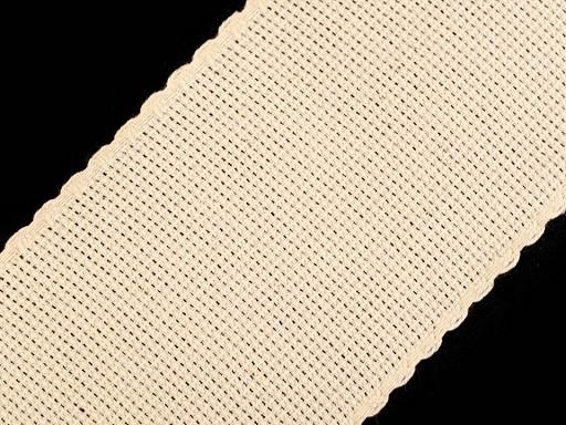 Kanavný pás šíře 75 mm zoubkovka