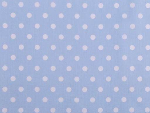 Bavlnená látka bodky