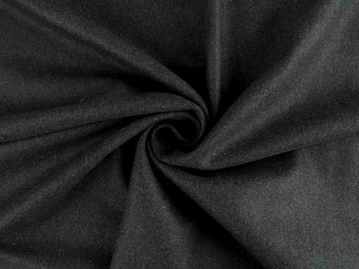 Vlněný flauš jednobarevný