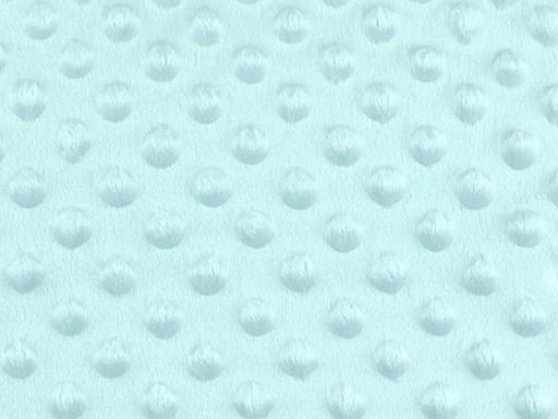 Minky s 3D puntíky