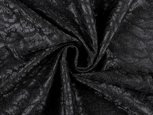 Krajka podložená elastickým saténem