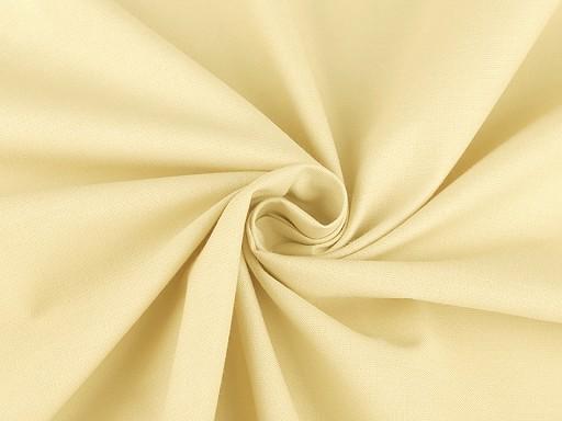 Bavlněná látka jednobarevná