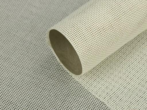 Stuha imitace juty šíře 15 cm délka 1 m
