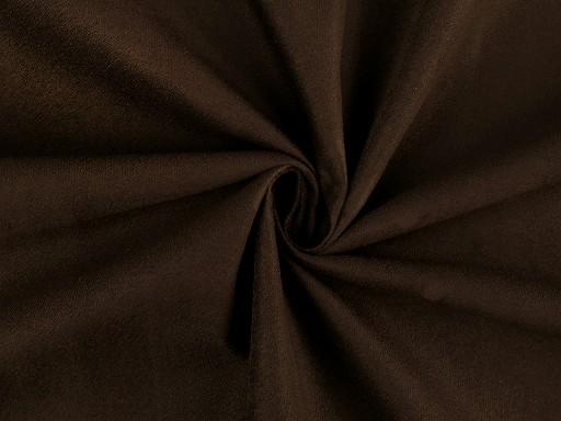 Alcantara imitace broušené kůže