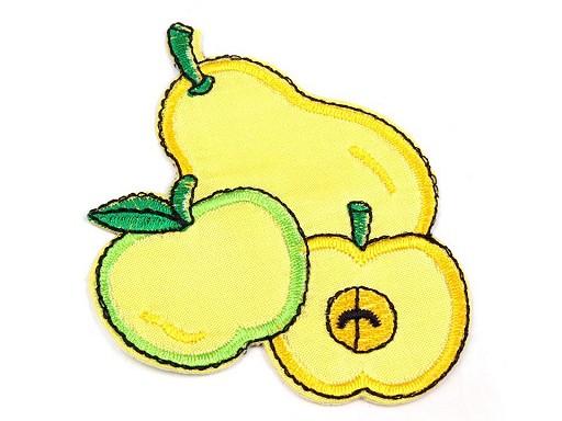 Nažehlovačka jablko, ovoce