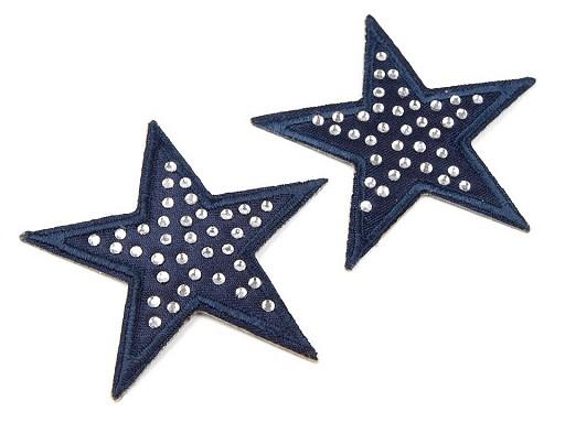 Nažehlovačka hviezda s kamienkami