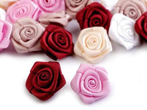 Saténová ružička Ø20 mm