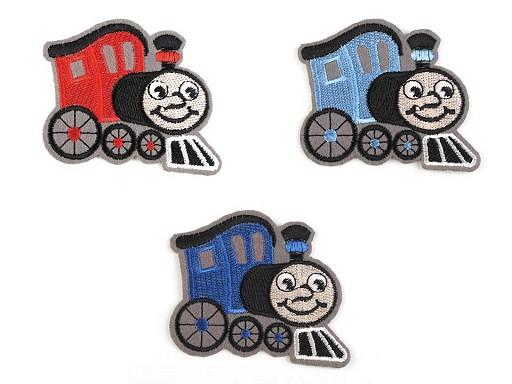 Naprasowanka lokomotywa