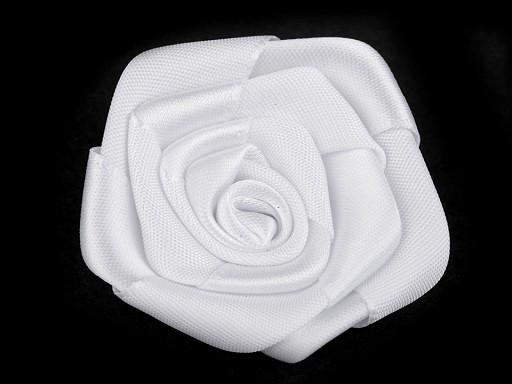 Saténová ruža Ø50 mm