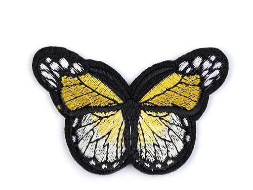Nažehlovačka motýl