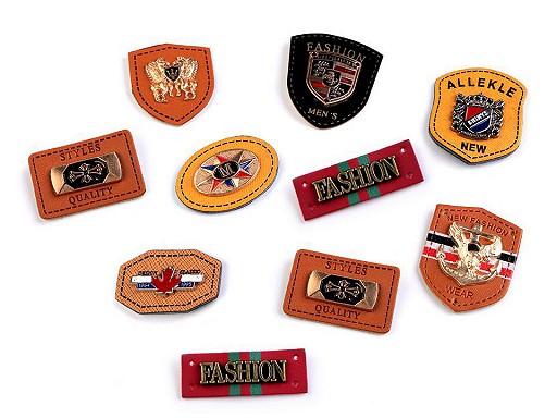 Textilná aplikácia / nášivka odznak