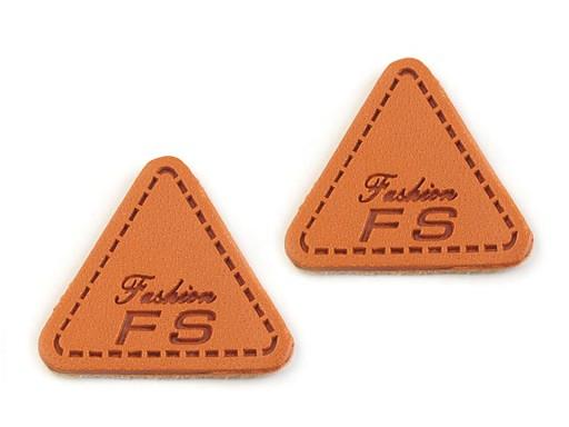 Ozdoba / nášivka / ochrana švíkov na odevy 25 mm