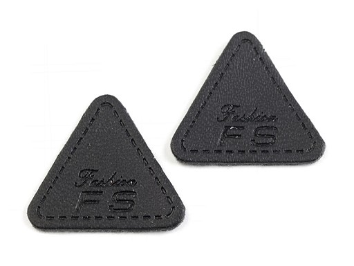 Ozdoba / nášivka / ochrana švů na oděvy 25 mm