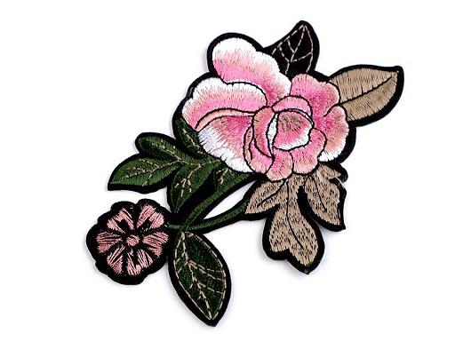 Naprasowanka róże