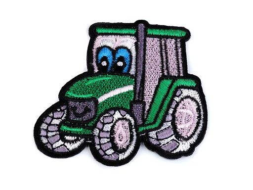 Nažehlovačka traktor