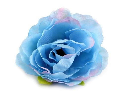 Umelý kvet čajová ruža Ø40 mm