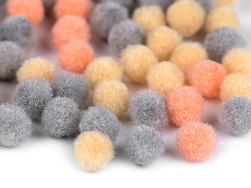 Bambulka mix barev Ø10 mm