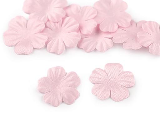 Polotovar k výrobě květů Ø22 mm, Ø25 mm saténový