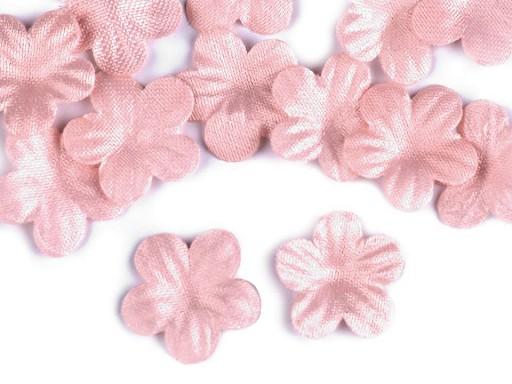 Polotovar k výrobě květů Ø15 mm, Ø16 mm, Ø18 mm saténový