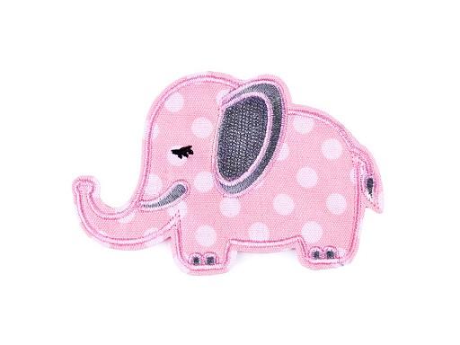 Nažehlovačka slon