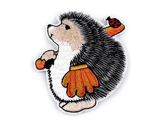 Nažehlovačka ježek