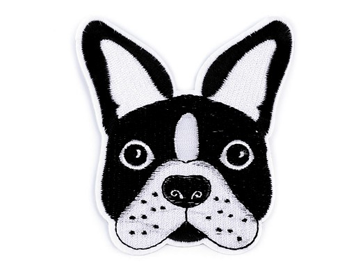 Samolepicí / nažehlovací pes