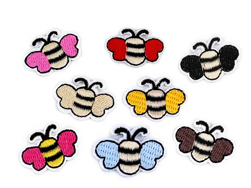 Mini nažehlovačka včela