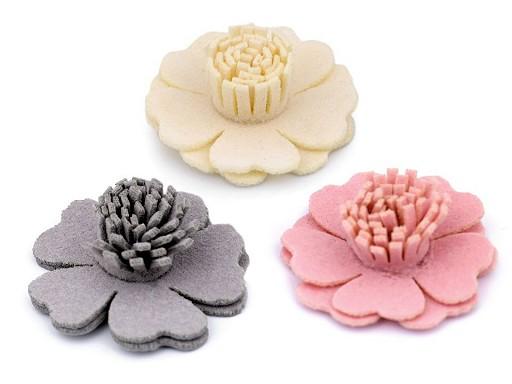 3D kvet Ø30 mm