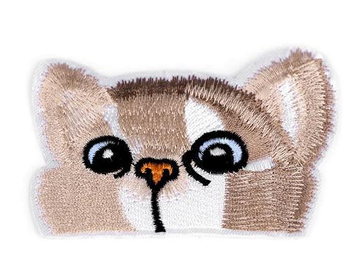 Nažehlovačka kočka