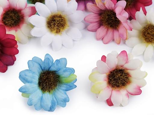 Umělý květ chryzantéma Ø40 mm