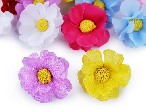 Umělý květ Ø35 mm