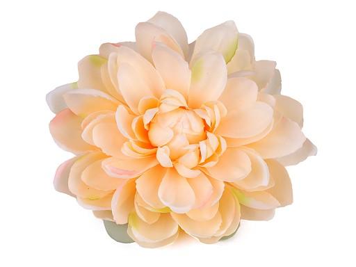 Umělý květ lotos Ø12 cm