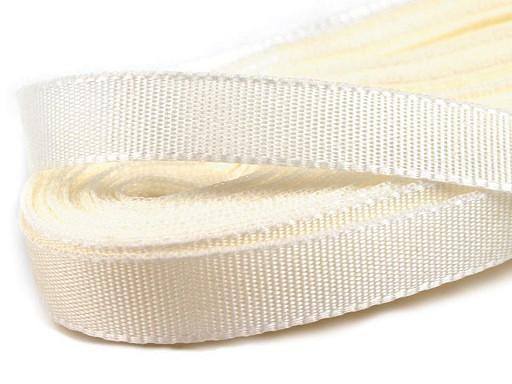 Stuha taftová šíře 9 mm