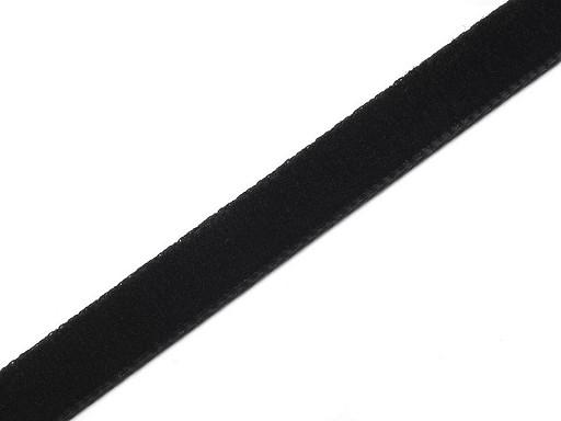 Zamatová stuha šírka  6 mm
