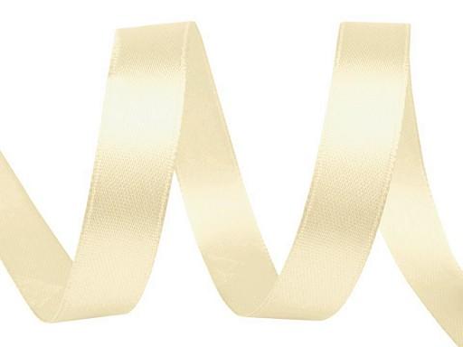 Atlasová stuha šíře 12 mm