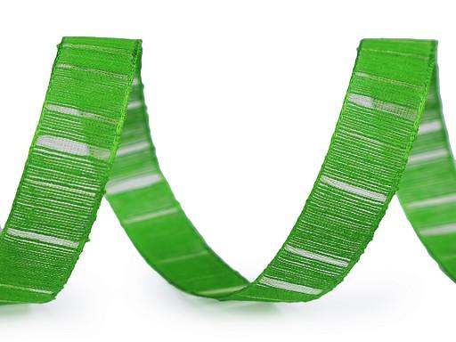 Stuha s monofilom a vlascom šírka 15 mm