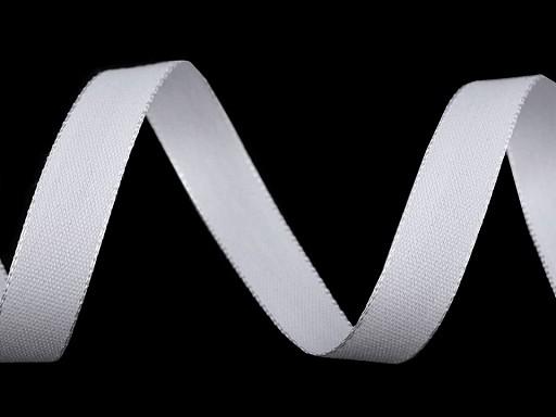 Plátnová stuha šírka 12 mm