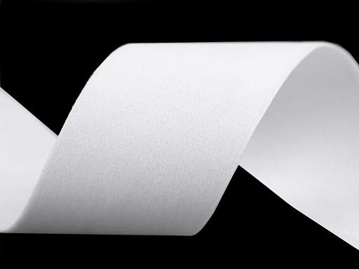 Semišová stuha velvet oboustranná šíře 40 mm