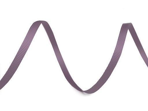 Rypsová stuha / pútko šírka 5 mm
