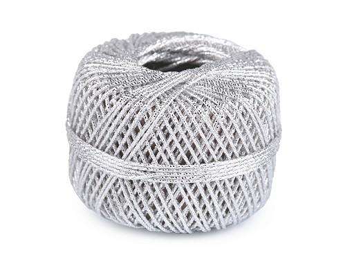 Sznurek metalizowany Ø1 mm