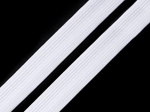 Guma pleciona płaska - bieliźniana szerokość 14 mm