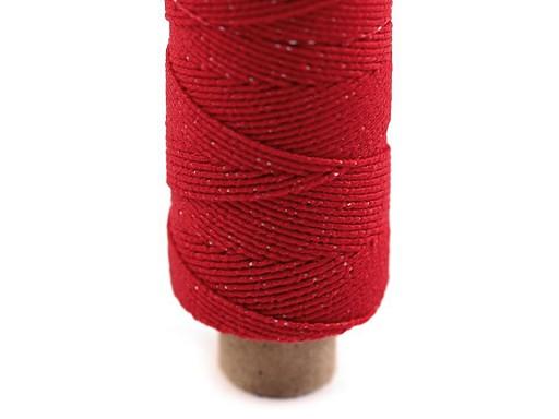 Pružné nitě / gumička Ø1 mm návin 30 m