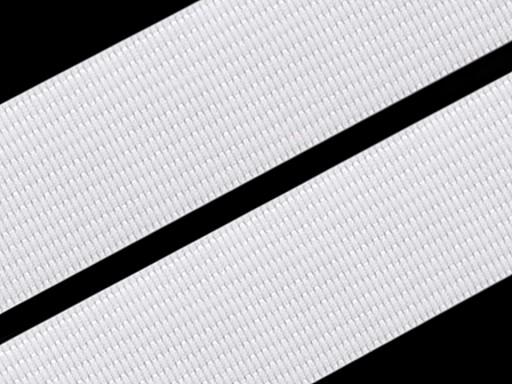 Pruženka hladká šíře 20 mm tkaná