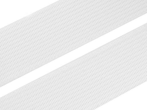 Pruženka hladká šíře 35 mm tkaná