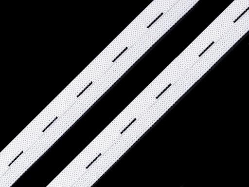 Buttonhole Elastic Tape  width 15-17mm