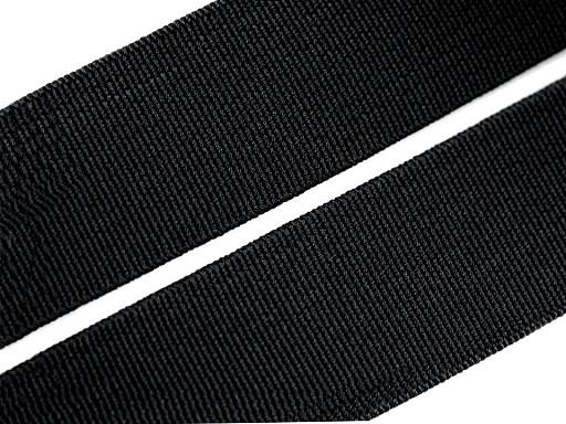Pruženka hladká šíře 30 mm tkaná